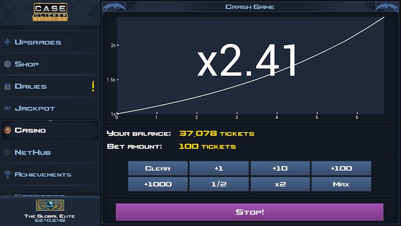Case Clicker 2 - Market Update! Screenshot 3
