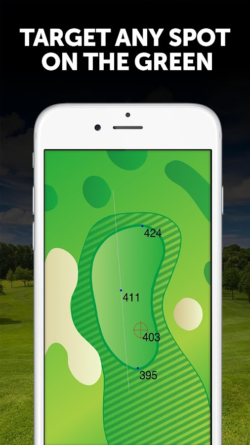 BirdieApps Golf GPS App- screenshot