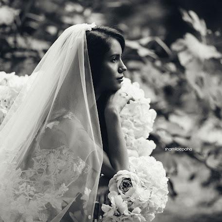 Wedding photographer Shamil Abdurashidov (shomaphoto). Photo of 10.11.2017