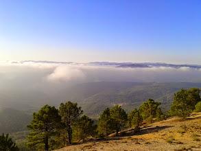 Photo: Subiendo a la cima del Molejón