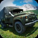 Truck Driver Russian SUV icon