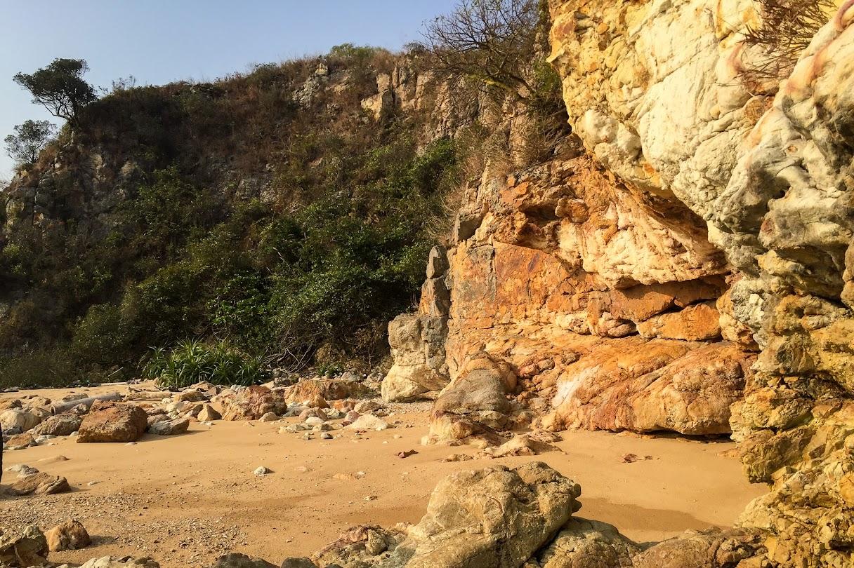 石檻洲沙灘