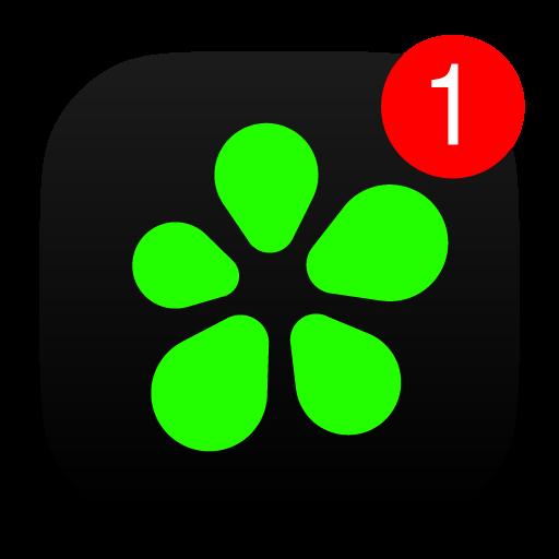 ICQ Messenger: Appel vidéo gratuit et messages