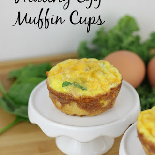Healthy Egg Muffin.
