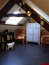 Photo: kinderslaapkamer zolder