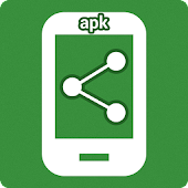 Apk Share:one click share apps