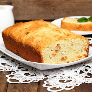 Cake Mix Banana Bread.
