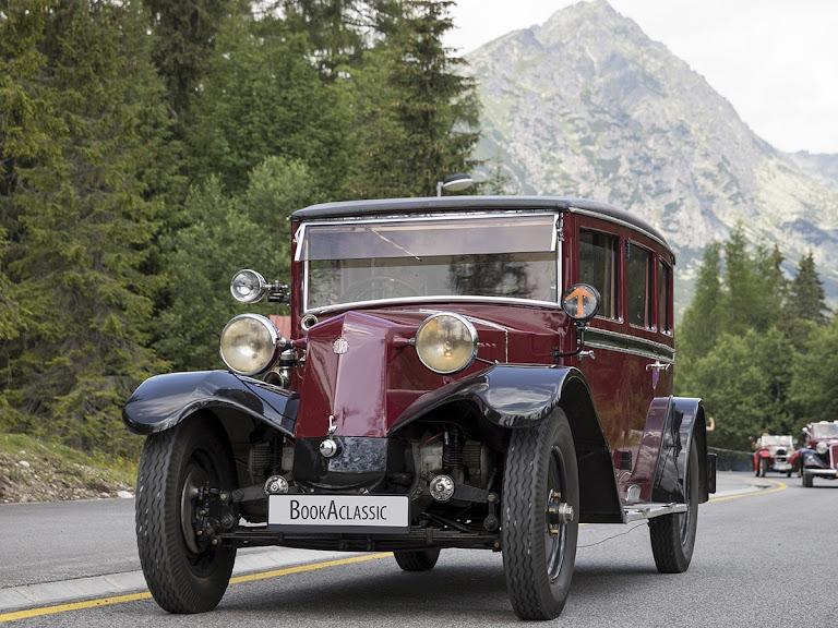 Tatra 30 Hire Poprad