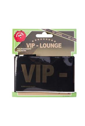 Avspärrningsband VIP Zone, 6m