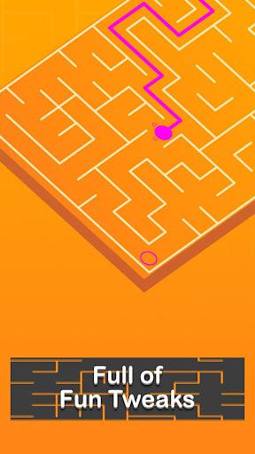 Maze Walk - Classic Maze & Top Brain Game 1.0.6 screenshots 3