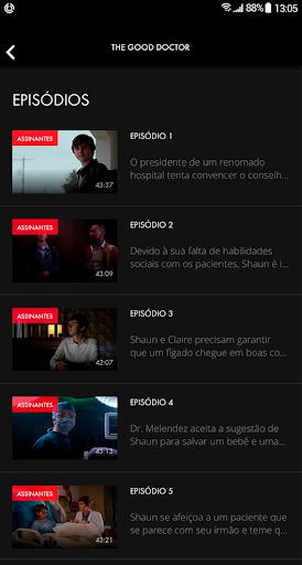 Globoplay 2.57.0 screenshots 4