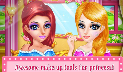 SnowFlake Princess Fairy Salon v1.0.1