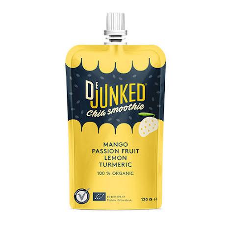 Dejunked - Mango, passionsfrukt och gurkmeja, 120g