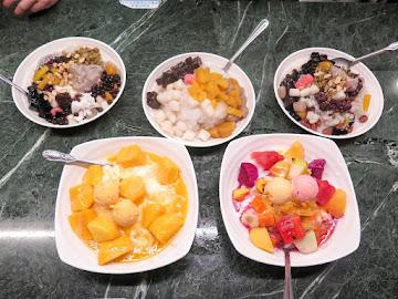 鹽埕百年老店-高雄婆婆冰