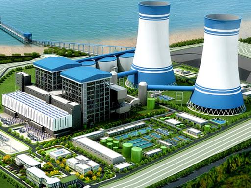 The 1.32GW EMBA Hunutlu thermal power plant plan in Adana, Turkey. Image of ILK Construction
