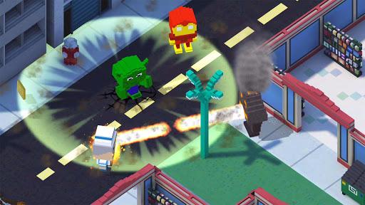 Télécharger Block Battles: Heroes at War - Multiplayer PVP APK MOD (Astuce) screenshots 1