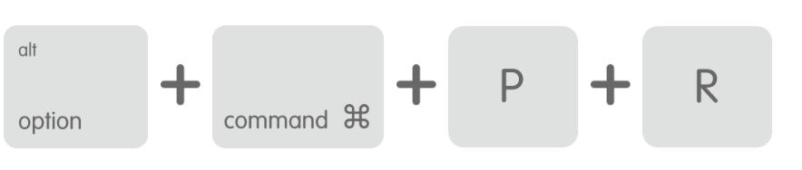 맥북 키보드와 트랙패드가 먹통일때 해결 방법