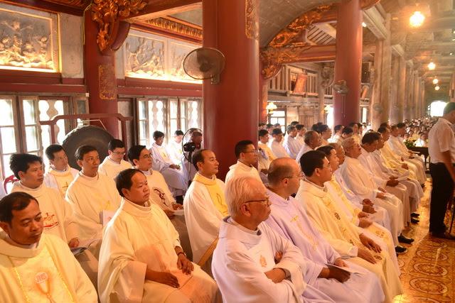 Thánh lễ Truyền chức linh mục giáo phận Phát Diệm 2017 - Ảnh minh hoạ 7