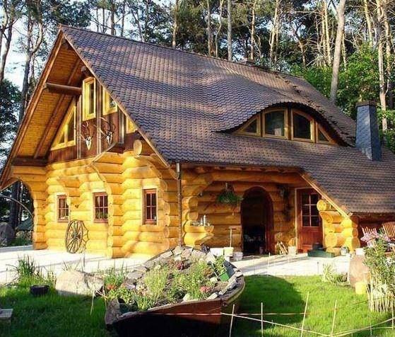 Wooden House- screenshot