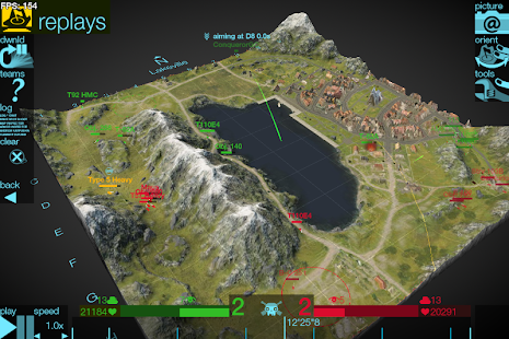 Map Inspector - for WoT PC - náhled