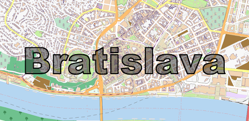 Bratislava City Map Lite Apps on Google Play