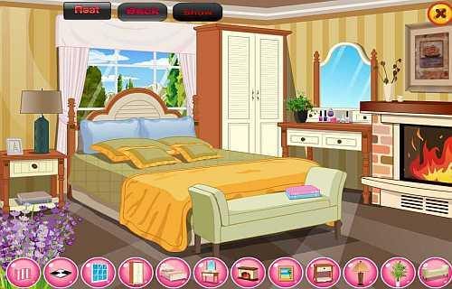 decorating games for girls screenshot - Decoration Games