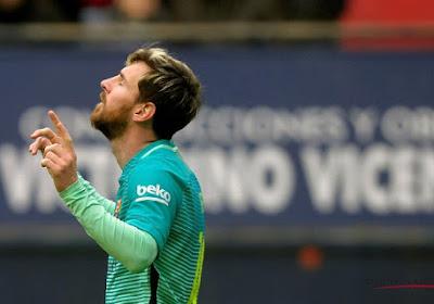 Le magnifique but technique du Barça