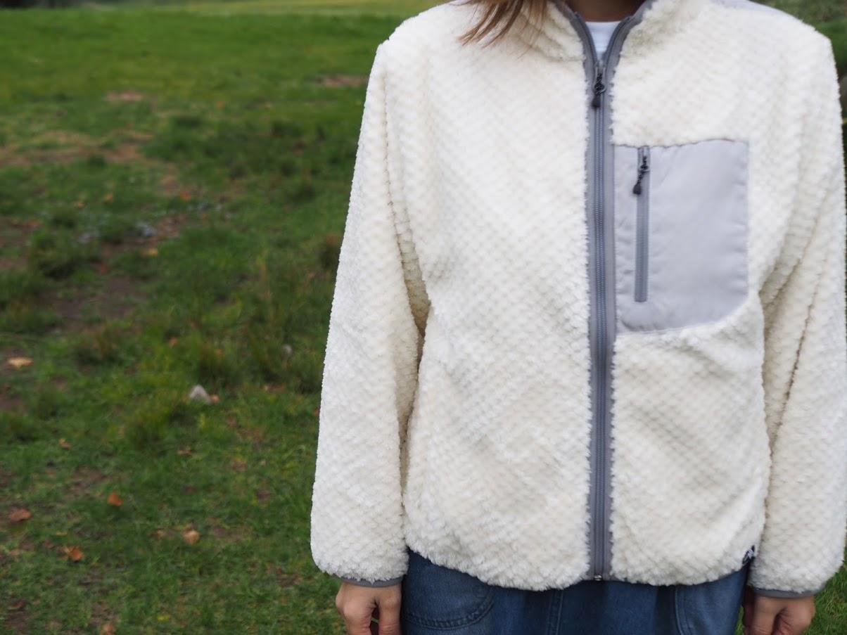 ワークマン ダイヤフリースジャケット
