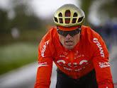 Van Avermaet eindigt derde in door Alexander Kamp gewonnen etappe
