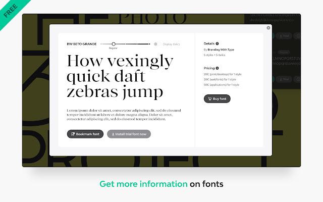 Fonts Ninja 1
