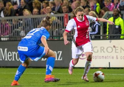 """Davina Philtjens blikt terug op twee mooie jaren bij Ajax: """"Ben er opener geworden, dat had ik wel nodig"""""""
