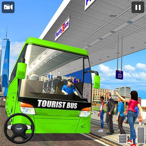 pénzt kereshet saját busszal