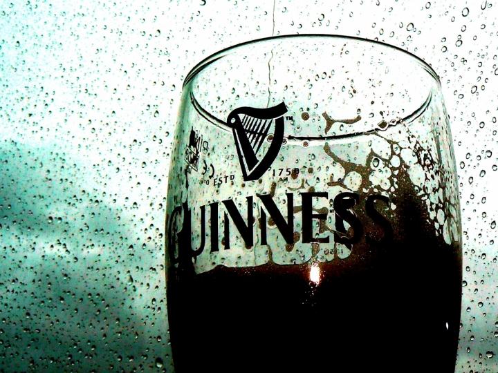 Guinness in the rain di ziofranky