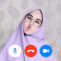 Ria Ricis - Video Call Prank icon