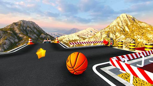 BasketRoll 3D: Rolling Ball 2.1 screenshots 4