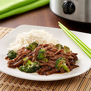 Slow Cooker Beef and Broccoli.