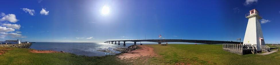 Most Konfederacji, Confederation Bridge, Wyspa Księcia Edwarda