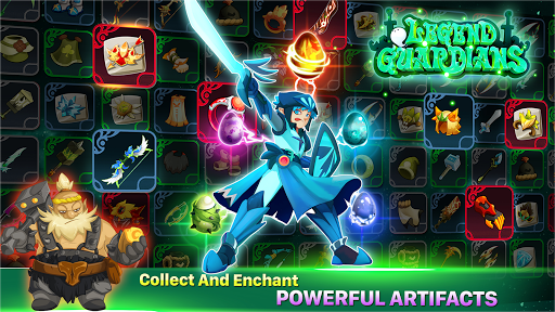 Epic Knights: Legend Guardians - Heroes Action RPG  captures d'u00e9cran 1