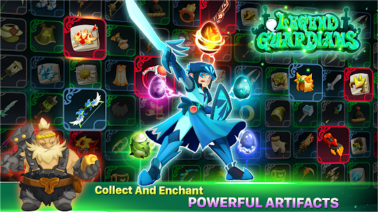 Epic Knights: Legend Guardians – Heroes Action RPG 2
