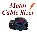 Electrical Cable Size calculator: Motor Calculator 3.0.0