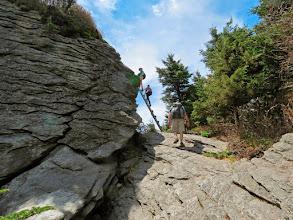 Photo: Ladder to MacRae
