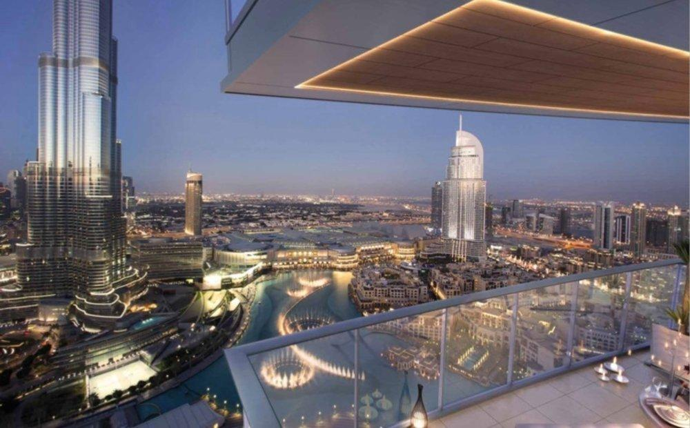 Luxury penthouses for sale in Dubai, Dubai, United Arab Emirates    JamesEdition