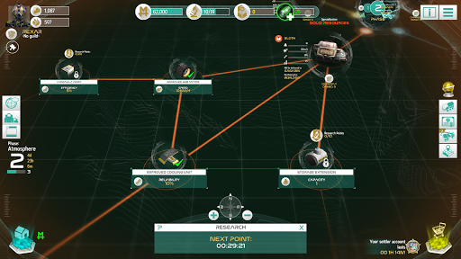 Mars Tomorrow - Be A Space Pioneer and Tycoon android2mod screenshots 11