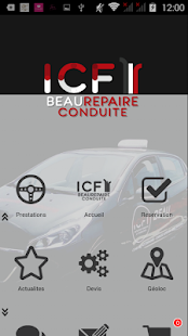 ICF Beaurepaire Conduite - náhled