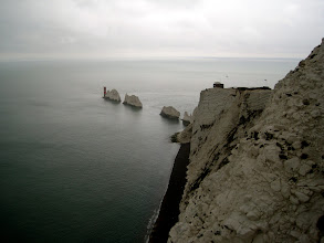 Photo: The Needles, Isle of Wight