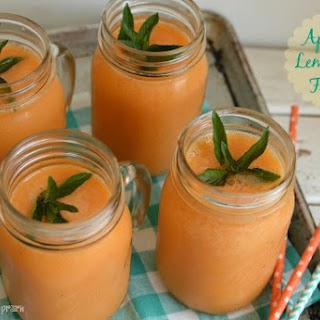 Apricot Lemonade Freeze.