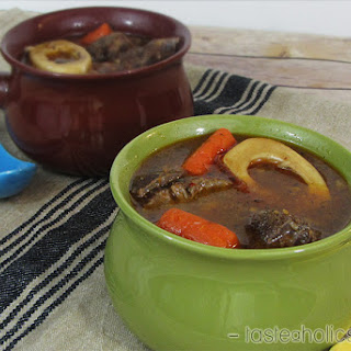 Easy Beef Stew.