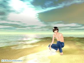 Photo: 海岸