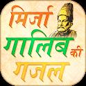 Hindi Mirza Ghalib ke Ghazal - हिंदी गजल icon