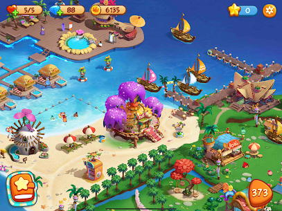 Angry Birds Blast Island Apk Mod Muitos Movimentos 11